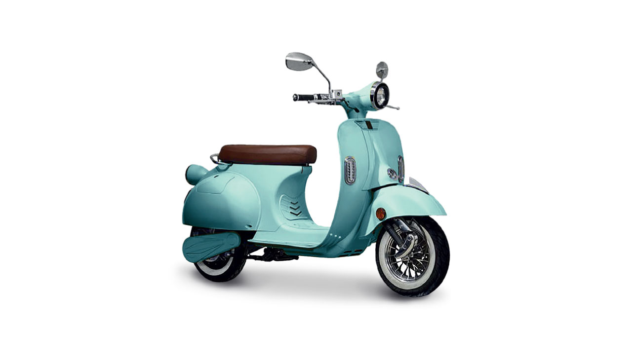 Starlette electric scooter
